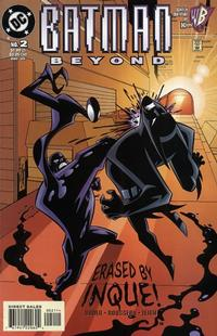 Cover Thumbnail for Batman Beyond (DC, 1999 series) #2
