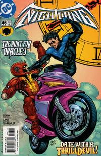 Cover Thumbnail for Nightwing (DC, 1996 series) #46 [Direct Sales]
