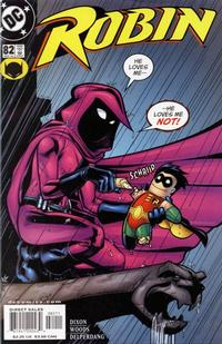 Cover Thumbnail for Robin (DC, 1993 series) #82