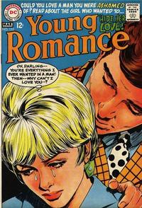 Cover for Young Romance (1963 series) #152