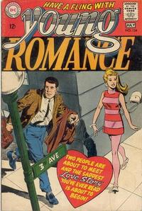 Cover Thumbnail for Young Romance (DC, 1963 series) #154
