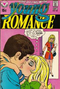 Cover for Young Romance (1963 series) #167