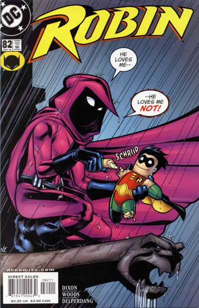 Cover for Robin (DC, 1993 series) #82