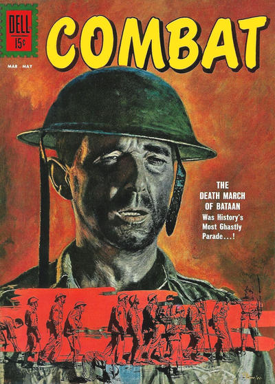 Cover for Combat (1961 series) #3