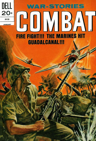 Cover for Combat (1961 series) #38