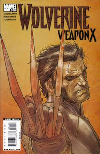 Cover Thumbnail for Wolverine Weapon X (Marvel, 2009 series) #1 [Regular Edition - Ron Garney]