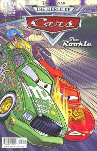 Cover Thumbnail for Cars: The Rookie (Boom! Studios, 2009 series) #3
