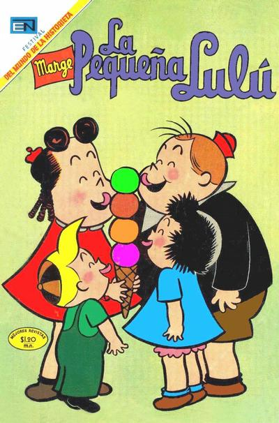 Cover for La Pequeña Lulú (1951 series) #266