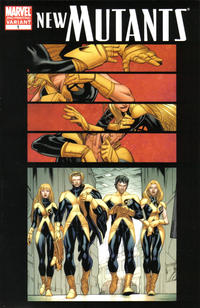 Cover Thumbnail for New Mutants (Marvel, 2009 series) #1 [Cover G - Second Printing]