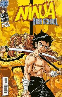 Cover Thumbnail for Ninja High School (Antarctic Press, 1994 series) #169