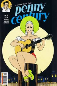 Cover Thumbnail for Penny Century (Fantagraphics, 1997 series) #5