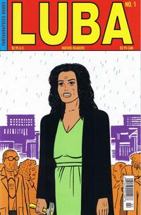 Cover Thumbnail for Luba (Fantagraphics, 1998 series) #1