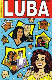 Cover Thumbnail for Luba (Fantagraphics, 1998 series) #4