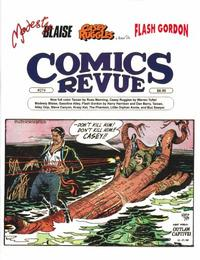 Cover Thumbnail for Comics Revue (Manuscript Press, 1985 series) #274