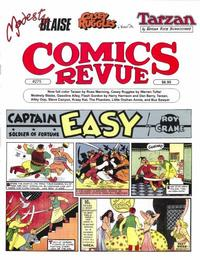 Cover for Comics Revue (Manuscript Press, 1985 series) #275