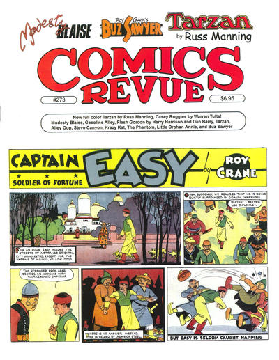 Cover for Comics Revue (1985 series) #273