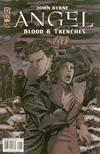 Cover for Angel: Blood &amp; Trenches (2009 series) #1