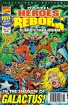 Cover for Marvel Heroes Reborn (Panini UK, 1997 series) #13