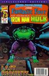 Cover for Marvel Heroes Reborn (Panini UK, 1997 series) #21
