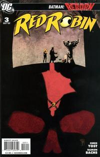 Cover Thumbnail for Red Robin (DC, 2009 series) #3