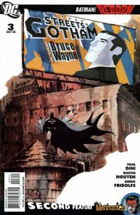 Cover Thumbnail for Batman: Streets of Gotham (DC, 2009 series) #3