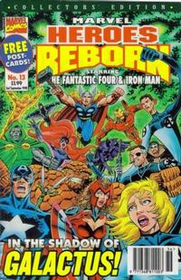 Cover Thumbnail for Marvel Heroes Reborn (Panini UK, 1997 series) #13