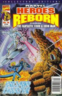Cover Thumbnail for Marvel Heroes Reborn (Panini UK, 1997 series) #14