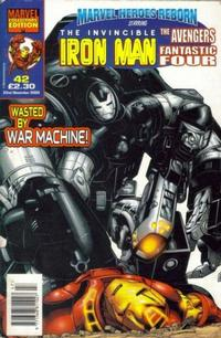 Cover Thumbnail for Marvel Heroes Reborn (Panini UK, 1997 series) #42
