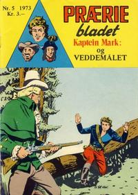 Cover Thumbnail for Præriebladet (Se-Bladene, 1957 series) #5/1973