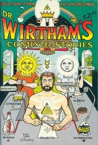 Cover Thumbnail for Dr. Wirtham's Comix & Stories (Clifford Neal, 1976 series) #7/8