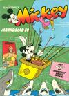 Cover for Mickey Maandblad (Oberon, 1976 series) #10/1979