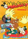 Cover for Mickey Maandblad (Oberon, 1976 series) #11/1979