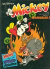 Cover for Mickey Maandblad (Oberon, 1976 series) #7/1980