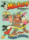 Cover for Mickey Maandblad (Oberon, 1976 series) #11/1981