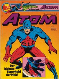 Cover Thumbnail for Atom (Egmont Ehapa, 1979 series) #1