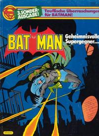Cover Thumbnail for Batman Sonderausgabe (Egmont Ehapa, 1981 series) #3