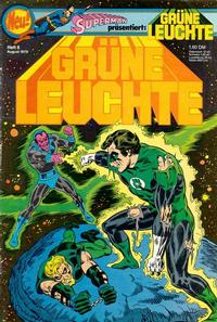 Cover Thumbnail for Grüne Leuchte (Egmont Ehapa, 1979 series) #8/1979