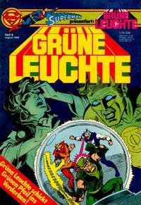 Cover Thumbnail for Grüne Leuchte (Egmont Ehapa, 1979 series) #8/1980
