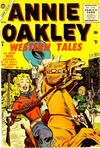 Cover for Annie Oakley (Marvel, 1955 series) #6