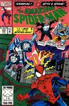 Cover for The Amazing Spider-Man (Marvel, 1963 series) #376 [Direct Edition]