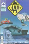 Cover for Antarctic Press Jam (Antarctic Press, 1996 series) #1