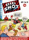 Cover for Big Shot (Columbia, 1942 series) #39