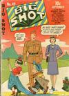 Cover for Big Shot (Columbia, 1942 series) #49