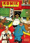Cover for Komik Pages (Chesler / Dynamic, 1945 series) #1 (10)