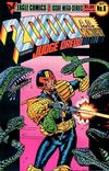 Cover for 2000 A.D. [2000 A.D. Monthly] (Eagle Comics, 1985 series) #6