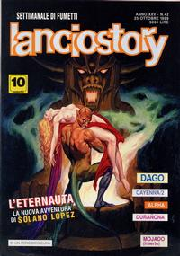 Cover Thumbnail for Lanciostory (Eura Editoriale, 1975 series) #v25#42