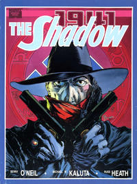 Cover Thumbnail for Marvel Graphic Novel (Marvel, 1982 series) #[35] - The Shadow: 1941
