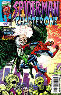 Cover for Spider-Man: Chapter One (Marvel, 1998 series) #3