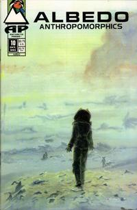 Cover for Albedo (Antarctic Press, 1991 series) #10