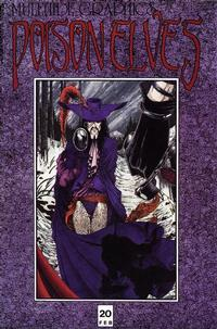 Cover Thumbnail for Poison Elves (Mulehide Graphics, 1993 series) #20